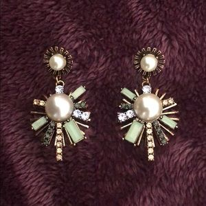 Party wear earrings. Goes with most of outfits.